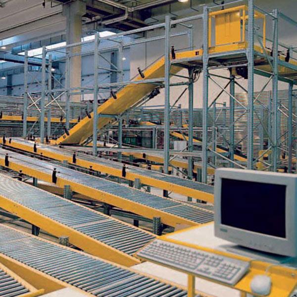 magazzini dinamici trasporto in linea