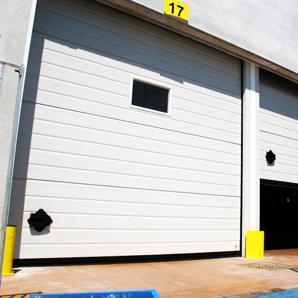 porte sezionali per magazzini