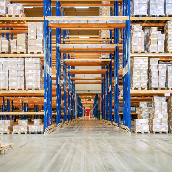 scaffalature industriali per magazzino