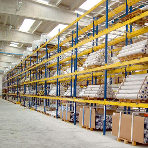 sistemi scaffalatura industriale