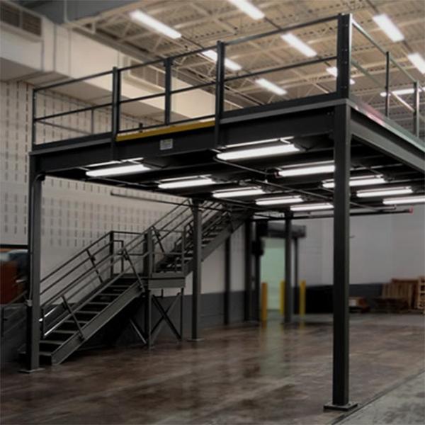 soppalchi industriali per magazzino
