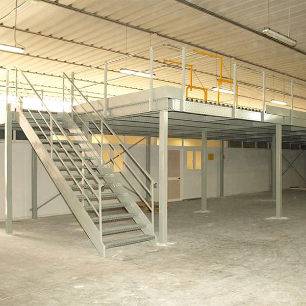 soppalchi industriali magazzino