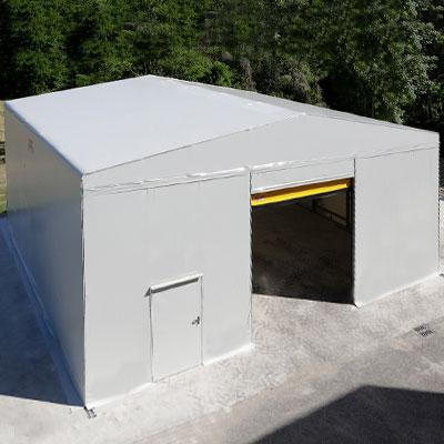 coperture mobili per capannoni autoportanti